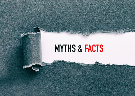 Facts and myths about hearing aids and hearing loss.