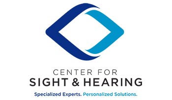 Center For Sight & Hearing logo