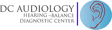 DC Audiology logo