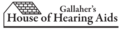 Gallaher's House-Hearing Aids logo