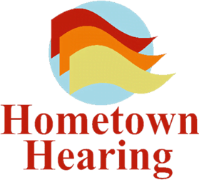 Hometown Hearing logo