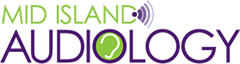 Mid Island Audiology logo