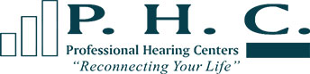 Professional Hearing Centers logo