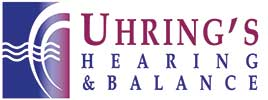 Uhring's Hearing and Balance Center logo