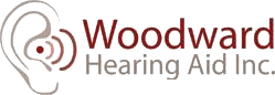 Woodward Hearing Aid Inc. logo