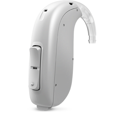 EarQ hearing aid style - BTE power plus