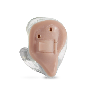 EarQ hearing aid style - in the ear