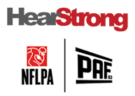 HearStrong, NFLPA, and EarQ
